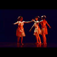Concurso coreograf�as Conservatorio