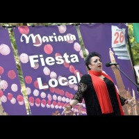 Mariana fiesta local