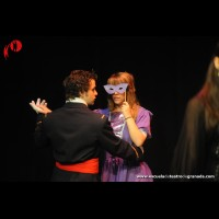 Escuela de teatro de Granada: Beauty in the beast